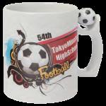 マグカップ サッカーボール